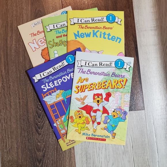 Scholastic book bundle
